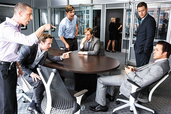 The Big Short, film still