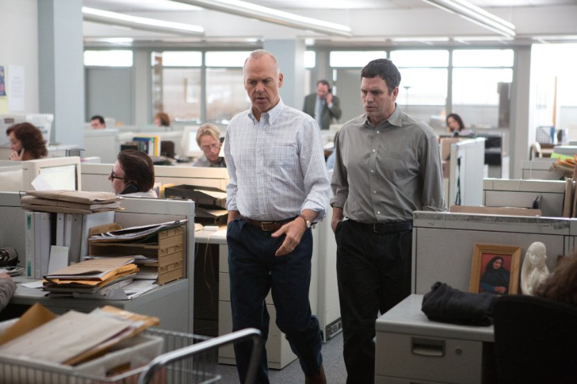 Spotlight, film still