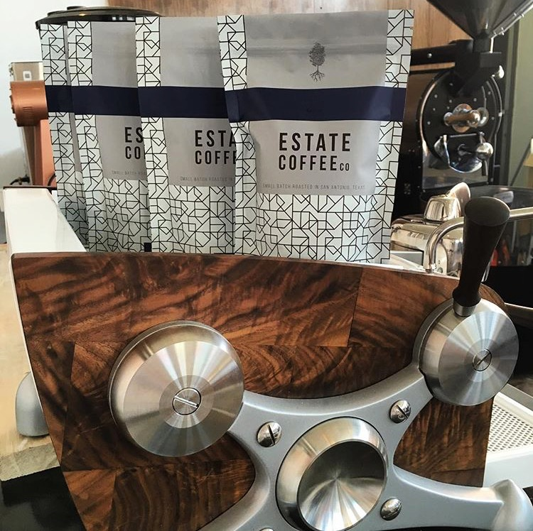 Estate Coffee Company, instagram